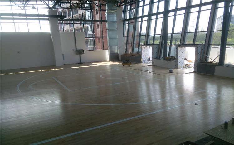 运动木地板选漆要求有哪些?