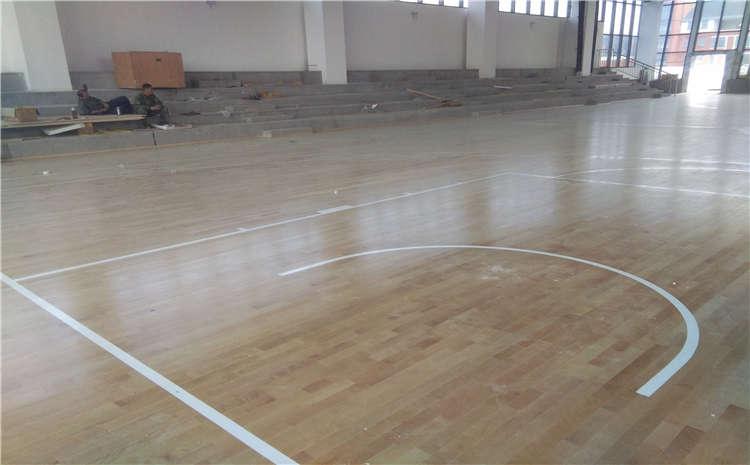 专用篮球场木地板哪些品牌