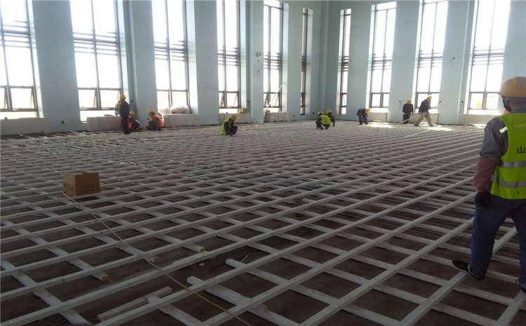 体育馆木地板养护有如些细节?