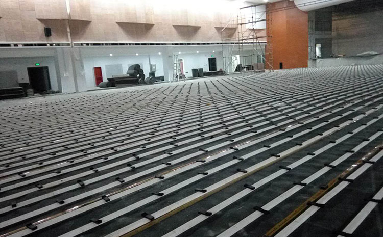 常见的舞台运动地板工厂