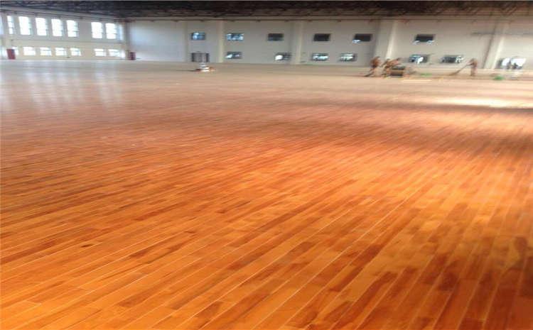 运动木地板安装方式有哪些?