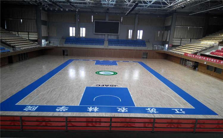 体育馆木地板规格参数是多少?