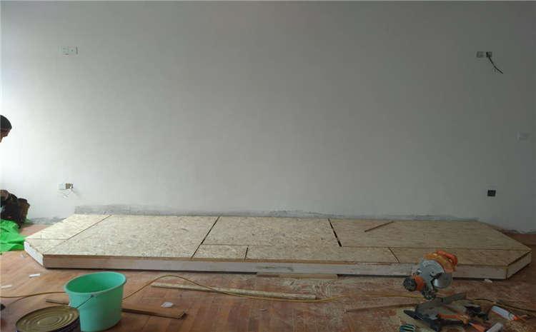 室内篮球木地板翻新条件
