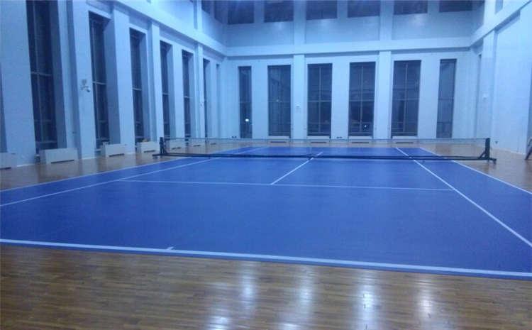 常见的篮球场木地板大全