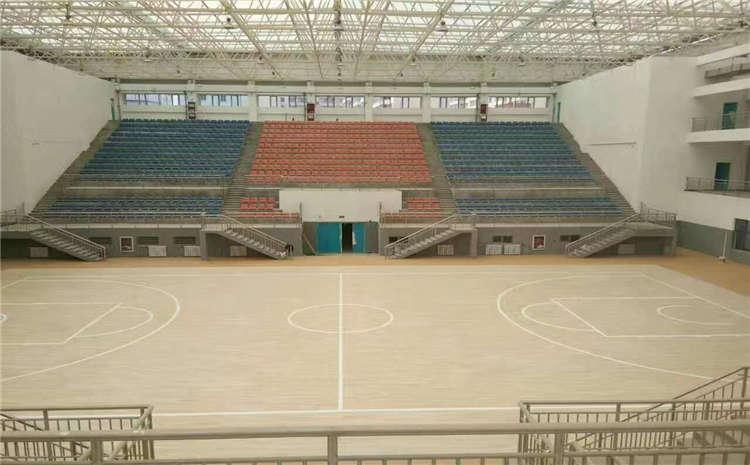 大型篮球场木地板哪个品牌好