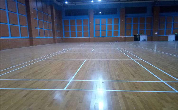 大型舞台实木地板是多少钱