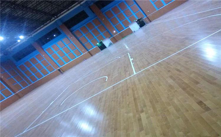 体育木地板铺装细节有哪些?