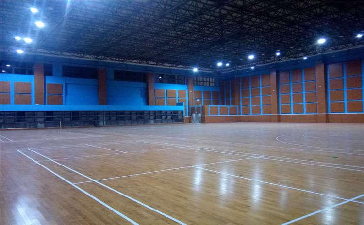 体育木地板悬浮龙骨结构系统有什么特点?