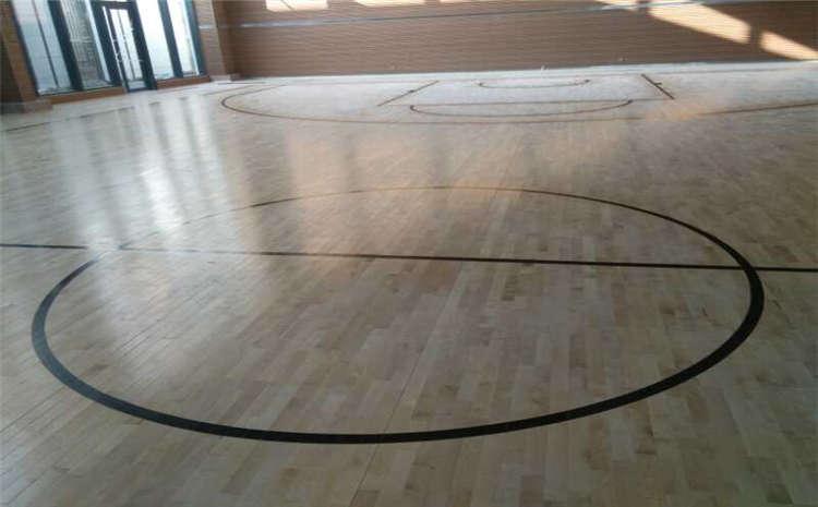 湖北舞台木地板厂家直销