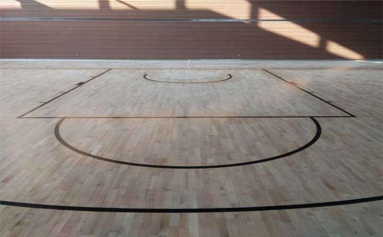 体育木地板偷减宽度是怎么回事?
