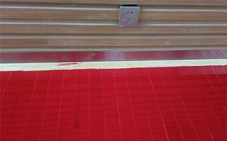 22mm厚排球馆木地板厂家去哪找?