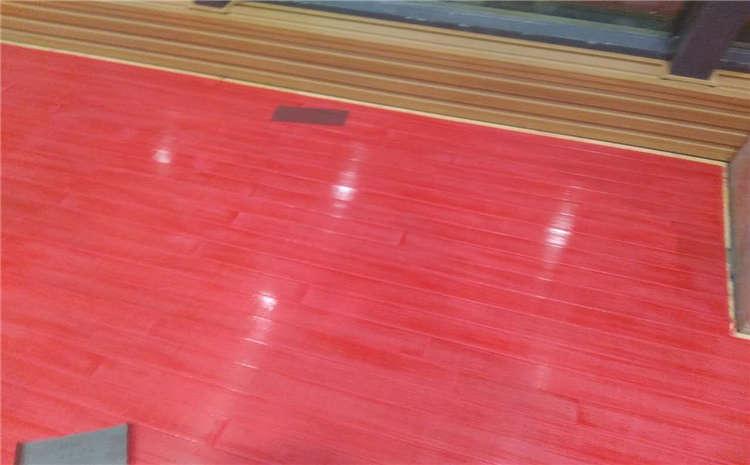 学校体育木地板批发