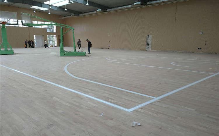 艺术教室也能铺装木地板吗?