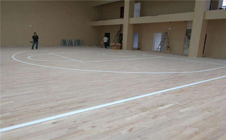 昆明硬木企口篮球场地板十大品牌