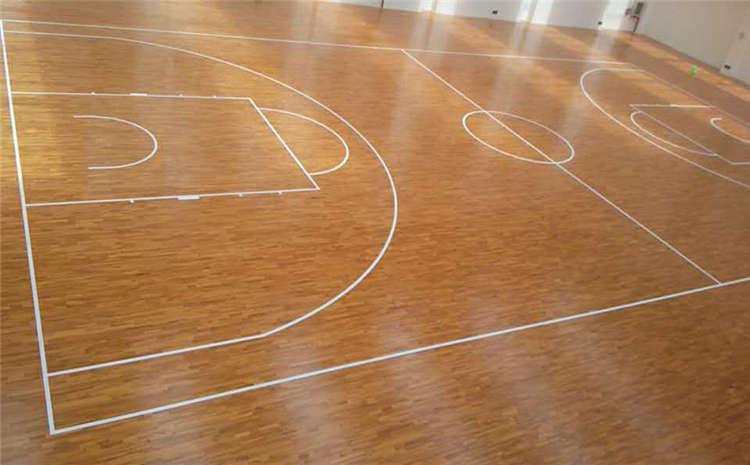 海口柞木篮球场地板怎么选