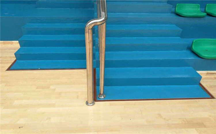 柞木篮球场木地板厂家直销