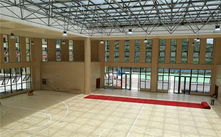 运动木地板毛地板如何铺装?