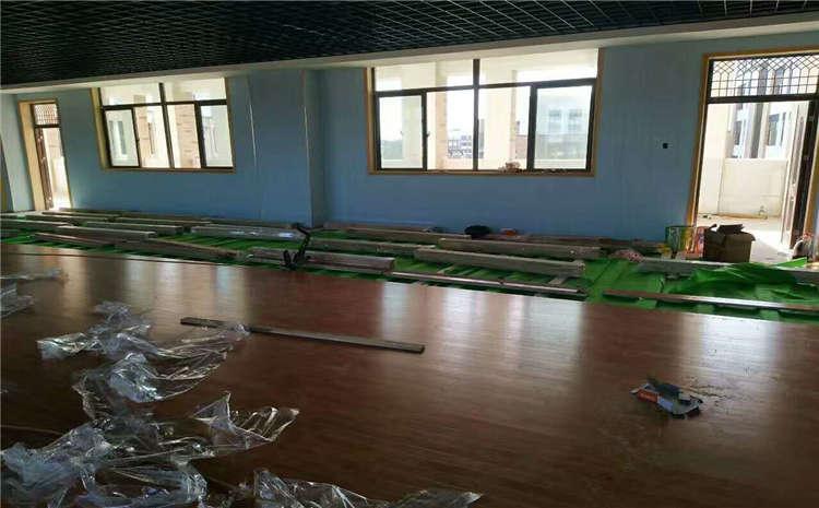 体育木地板原木烘干有标准吗?