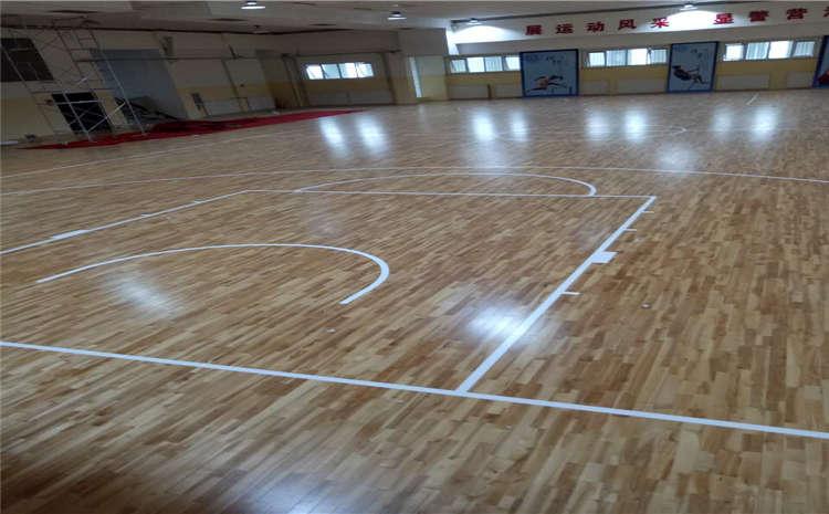 室内舞蹈室木地板哪家公司好
