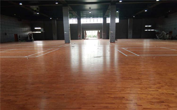 运动木地板安装准备是什么?