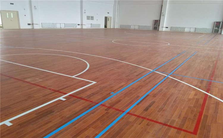 体育木地板面板质量有什么要求?