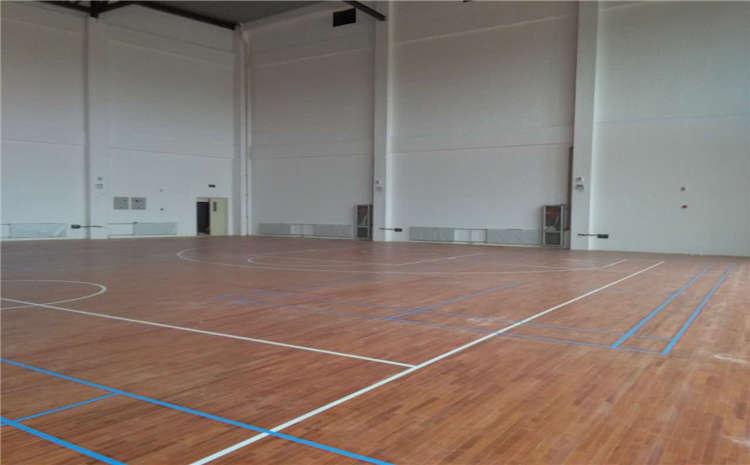 篮球场木地板厂家哪家好?