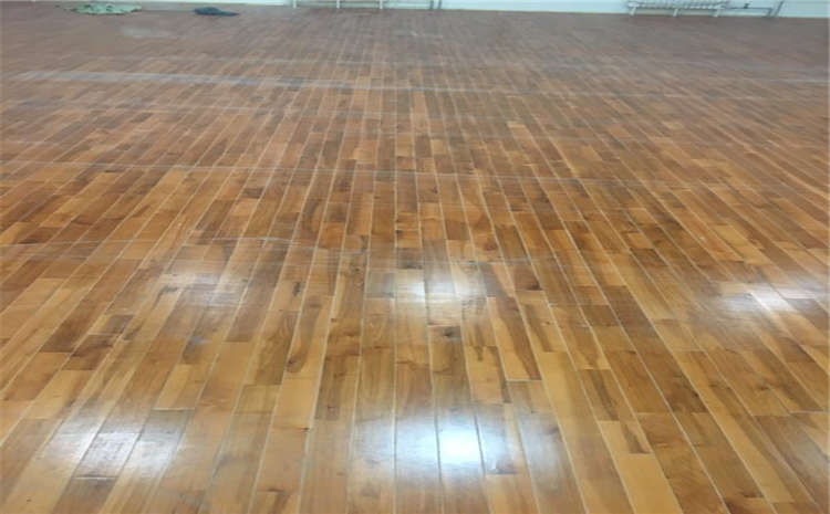 学校篮球馆木地板一平米价格