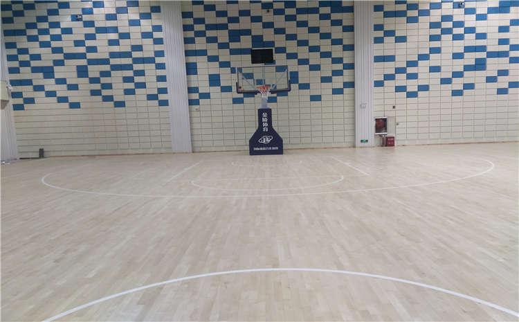 指接板体育木地板哪个品牌好?