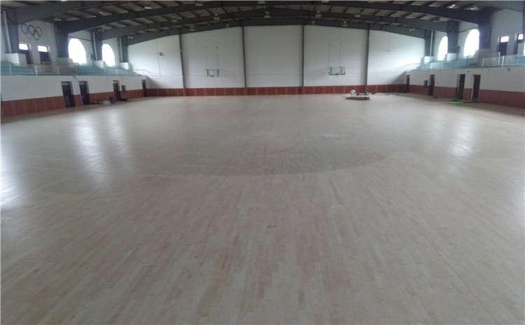 运动木地板面板材质和质量您清楚吗?