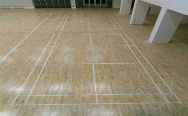 运动木地板安装条件是什么?