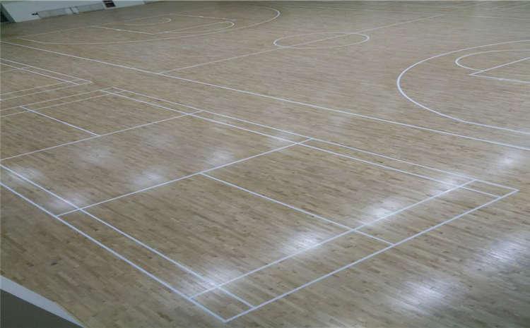 山东专用篮球场地板品牌有哪些