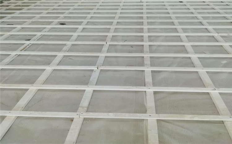 学校篮球场木地板施工技术方案