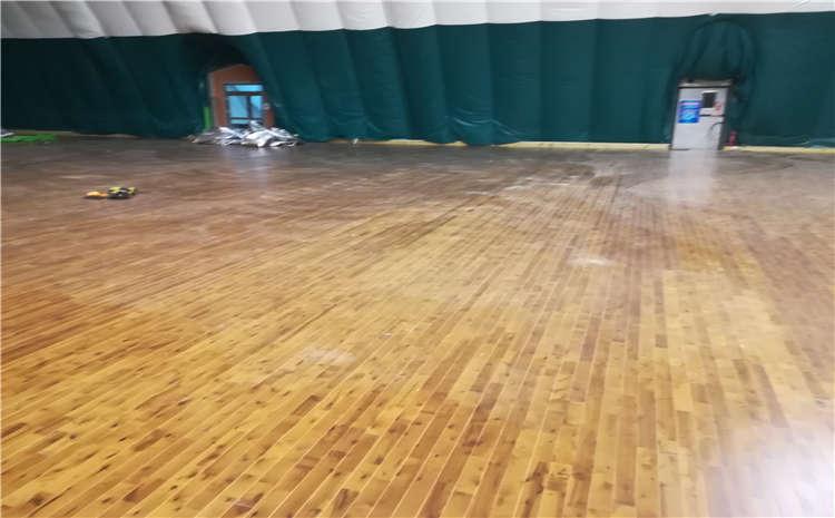 运动木地板面板有什么讲究?