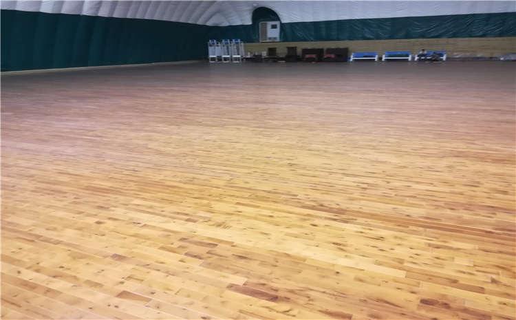 运动木地板材质、龙骨、价格