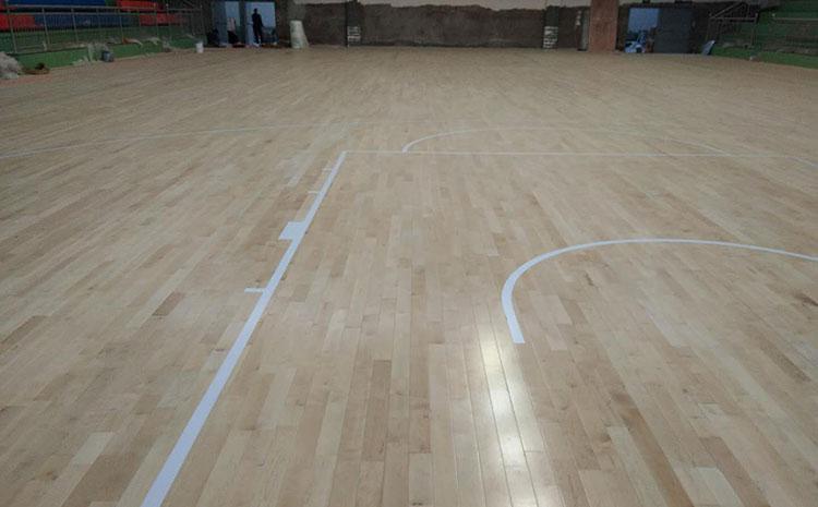 篮球场木地板安装细节问题怎么解决?