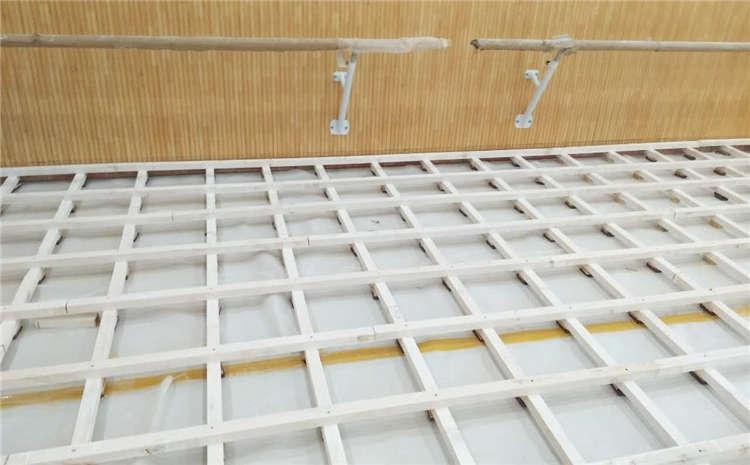 学校运动木地板价格