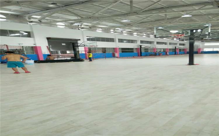 双层龙骨结构篮球馆木地板价格是多钱?