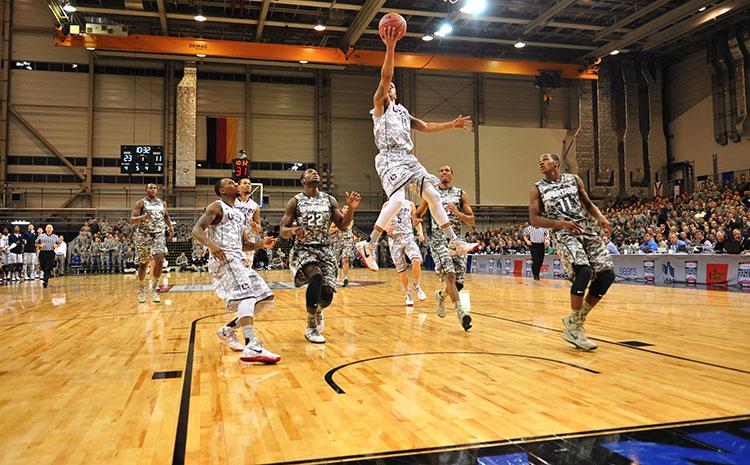 运动木地板安装要求