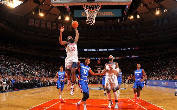篮球场木地板日常这么养护