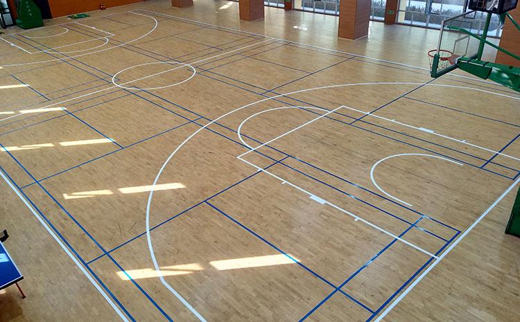 体育馆木地板烘干工艺