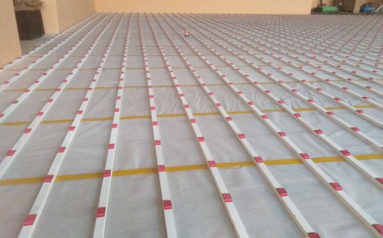 舞台木地板如何清洁保养?