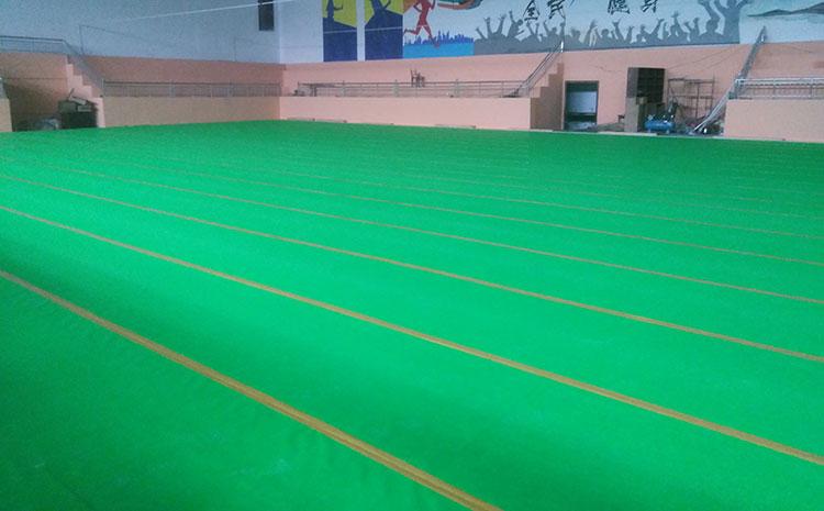 体育木地板的厚度影相利用寿命吗?