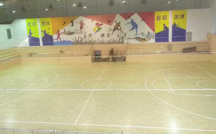 22厚舞蹈房木地板结构