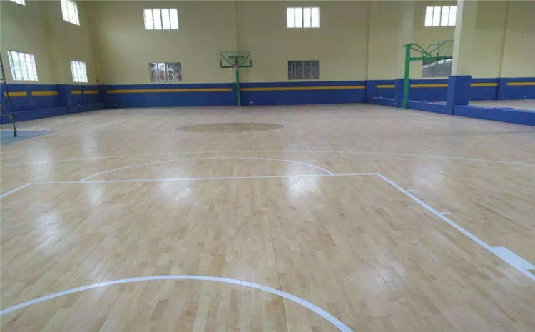 松木排球馆木地板厂家哪家好?