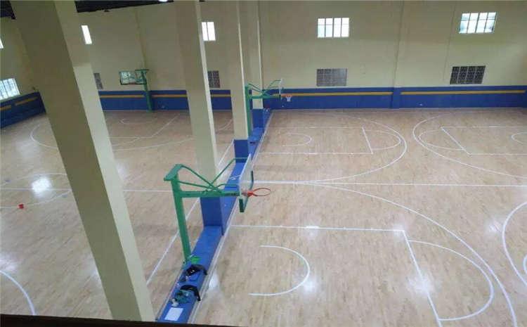 安装体育馆专用运动木地板具有哪些技巧?