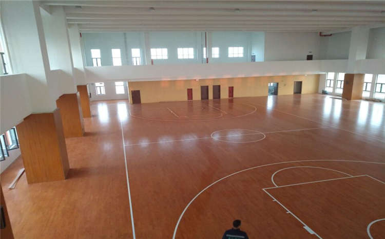 濟南硬木企口籃球場地板廠家有哪些