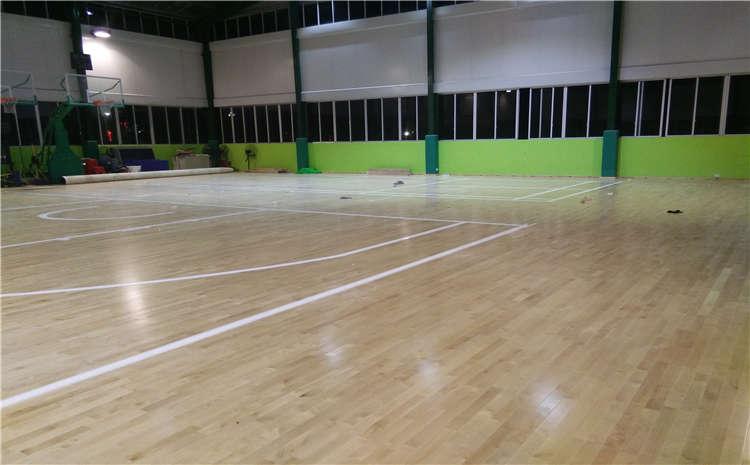 拼装舞蹈室木地板工厂