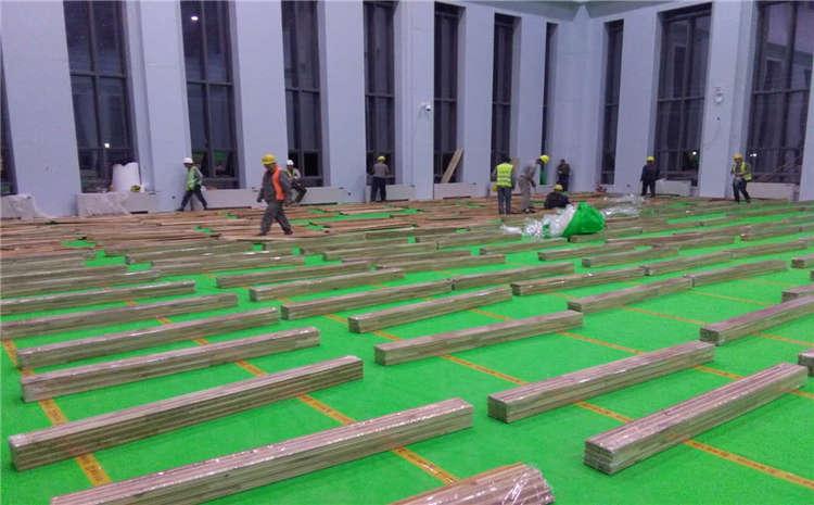 五角枫木地板篮球馆品牌厂家