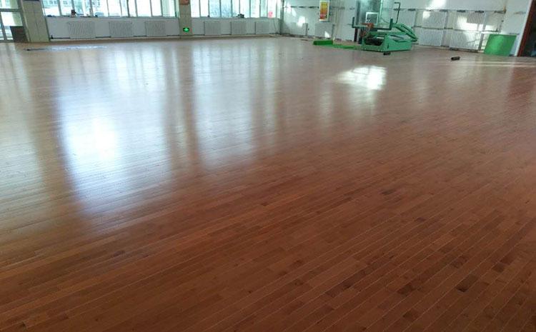 祝贺欧氏运动木地板入选中国运动木地板十大品牌!