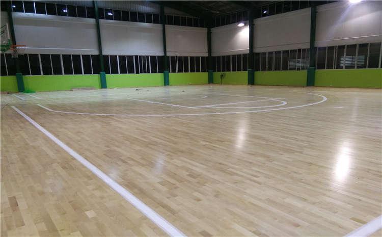 篮球场木地板这些问题真麻烦